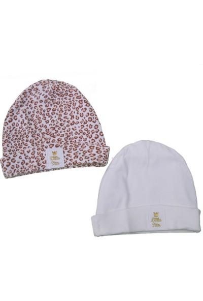 İdil Baby Bebek Şapkası 2'li 11823