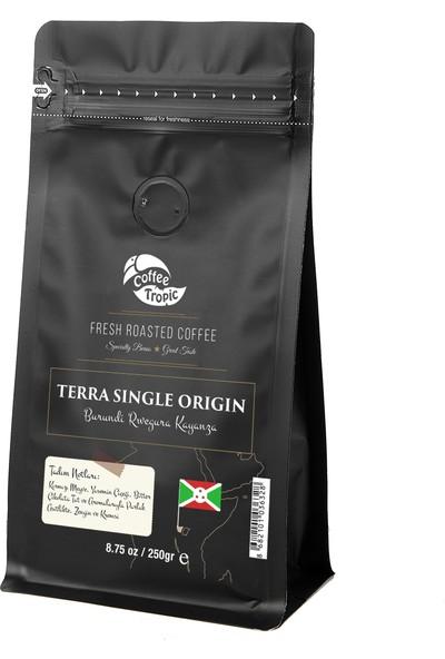Coffeetropic Terra Single Origin Burundi Rwegura Kayanza 250 Gr