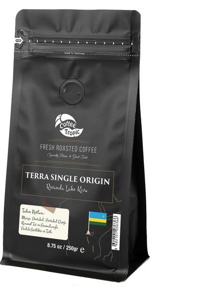 Coffeetropic Terra Single Origin Rwanda Lake Kivu 250 Gr