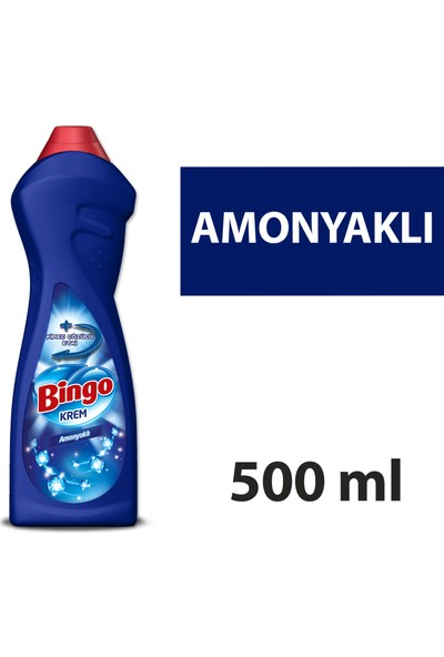 Bingo Krem Amonyaklı 500 ml
