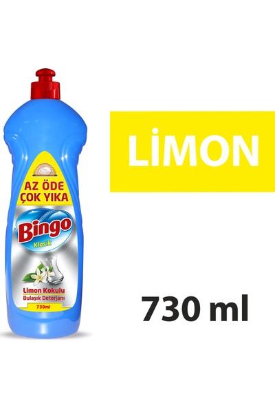 Bingo Elde Sıvı Bulaşık Deterjanı 730 ml