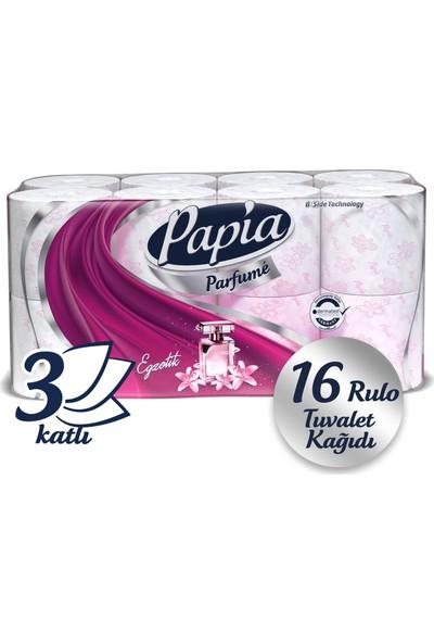 Papia Parfümlü Tuvalet Kağıdı 16'lı