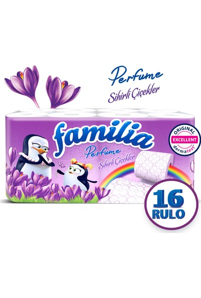Familia Parfümlü Tuvalet Kağıdı 16'Lı