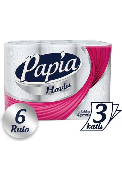 Papia Kağıt Havlu 6'lı
