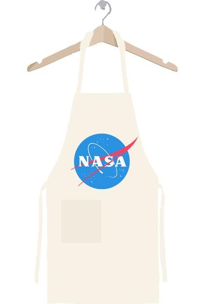 Art T-shirt Nasa Mutfak Önlüğü