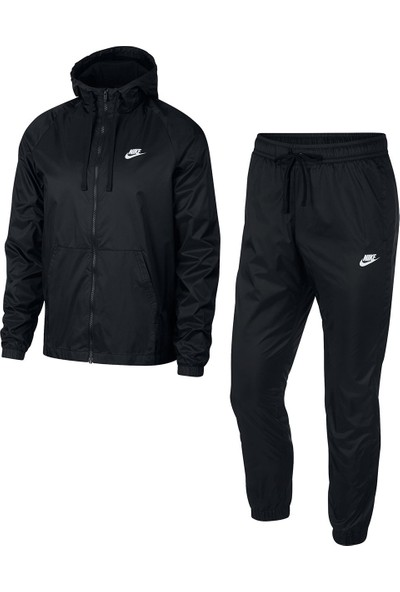 Nike M Nsw Ce Trk Suit Hd Wvn Spor Erkek Eşofmanı