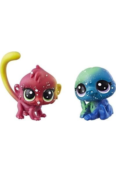 Hasbro Littlest Pets Shop Kozmik Miniş Koleksiyonu İyi Dostlar E2128