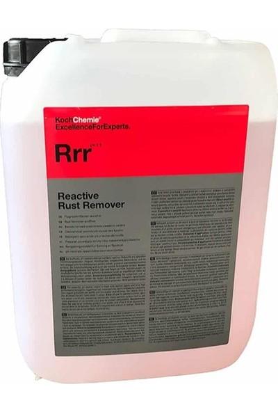 Koch Chemie Reactive Rust Remover Güçlü Demir Tozu Temizleyici RRR 11 lt.