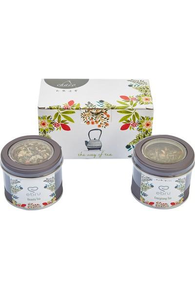 Ebru Şallı Energising & Beauty Enerji ve Güzellik Çayı Set 100 gr