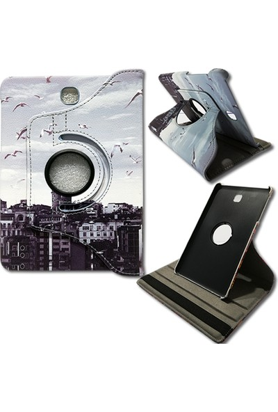 """Mopal Samsung Galaxy Tab T710 T713 T715 8"""" Tablet Kılıfı MD120"""