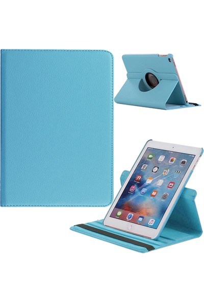 """Smart Apple iPad 5 ve 6 Nesil 9,7"""" Döner Standlı Tablet Kılıfı MD159"""