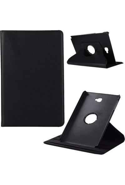 """Smart Samsung P580 P585 10,1"""" Döner Standlı Tablet Kılıfı MD177"""