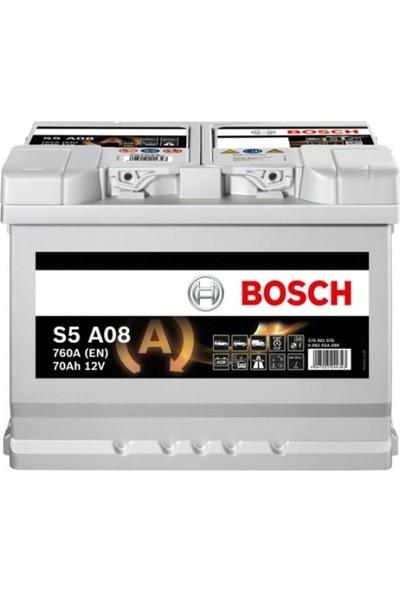 Bosch 70 Amper Agm Akü