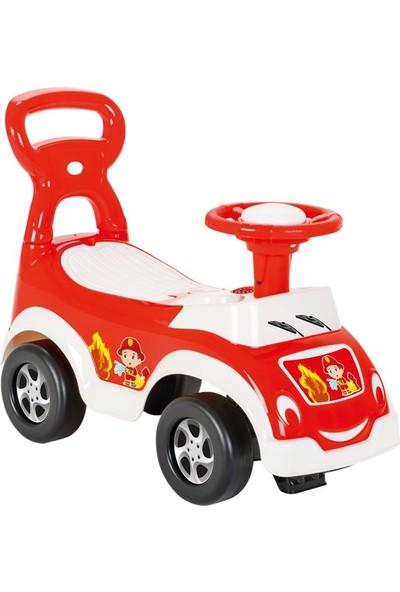 Pilsan Sevimli İlk Arabam İlk Adım Yürüme Yardımcısı - Kırmızı