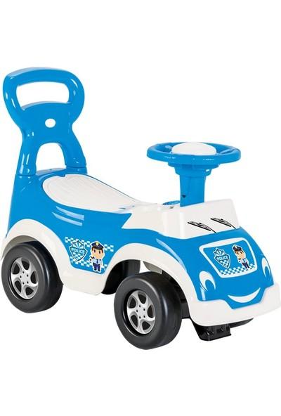 Pilsan Sevimli İlk Arabam İlk Adım Yürüme Yardımcısı - Mavi