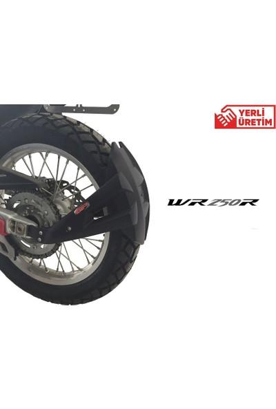 GP Kompozit Yamaha WR 250 R Arka Teker Çamur Sıyırıcı