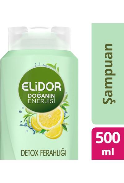Elidor Şampuan Detox Ferahlığı 500 ML