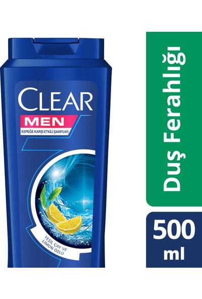 Clear Men Şampuan Duş Ferahlığı 500 ML