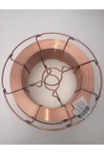 Somtel Sg2 Welding Wire 1.00 Mm. Gazaltı Kaynak Teli (15 Kğ. Net )