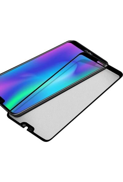Ally Huawei Honor 9I 5D Kavisli Full Kaplama Cam Ekran Koruyucu