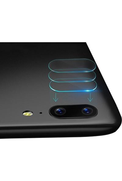 Ally For Oneplus 6 Nano Kamera Koruyucu 3 Adet Set