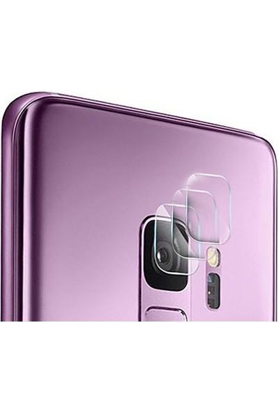 Ally For Samsung Galaxy S9 Nano Kamera Koruyucu 3 Adet Set