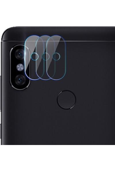 Ally For Xiaomi Redmi Note 5 Nano Kamera Koruyucu 3 Adet Set