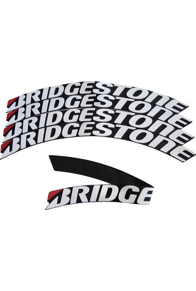 Kom Tire Bridgestone 3D Lastik Yazısı