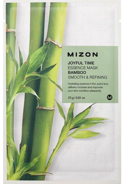Mizon Joyful Time Essence Mask Bamboo - Bambu Maskesi