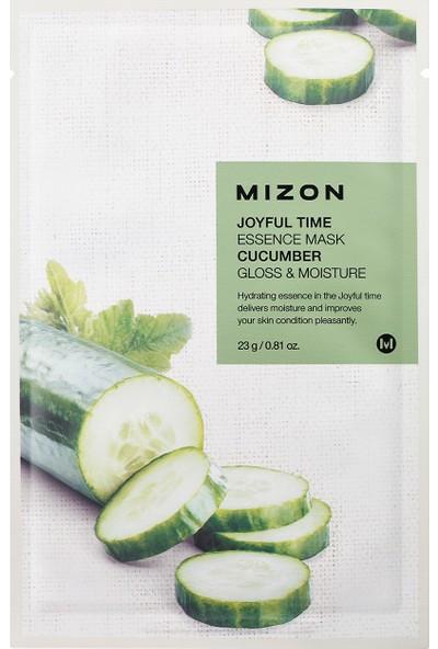 Mizon Joyful Time Essence Mask Cucumber - Salatalık Maskesi