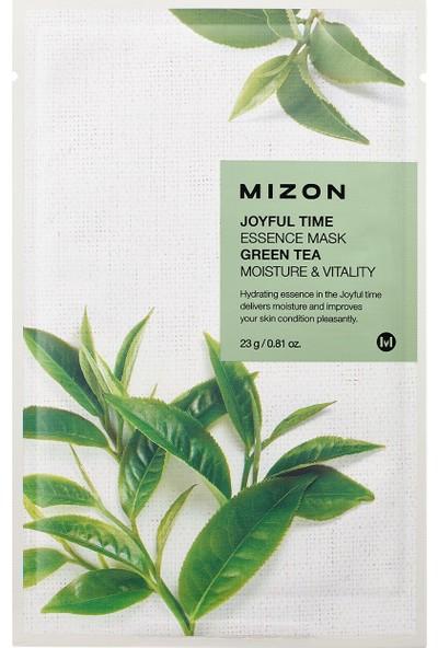 Mizon Joyful Time Essence Mask Green Tea - Yeşil Çay Maskesi
