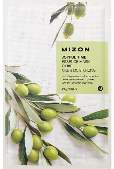 Mizon Joyful Time Essence Mask Olive - Zeytin Maskesi
