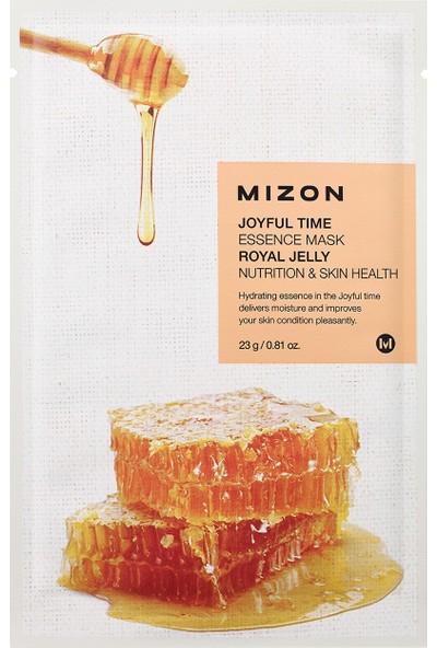 Mizon Joyful Time Essence Mask Royal Jelly - Arı Sütü Maskesi