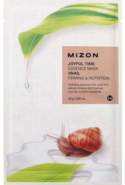 Mizon Joyful Time Essence Mask Snail - Salyangoz Maskesi