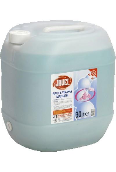 Javel Sıvı El Yıkama Maddesi Ph 5.5 30 lt Mavi Bidon Bdsc00621