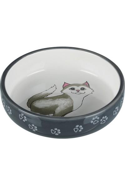 Trixie Kısa Burunlu Kedi Seramik Mama Su Kabı 0,3 lt