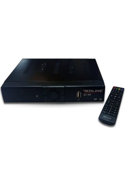 Redline G 140 IP TV Uydu Alıcısı
