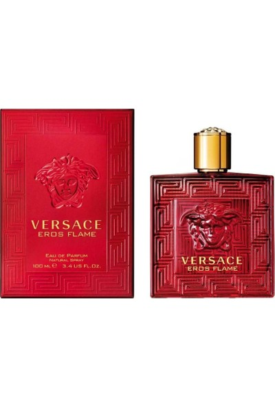 Versace Eros Flame Edp 100 ml Erkek Parfüm