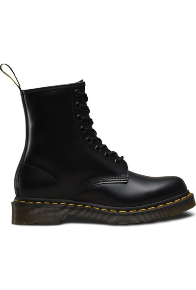 Dr Martens 183 1460 W 8 Eye Boot Siyah