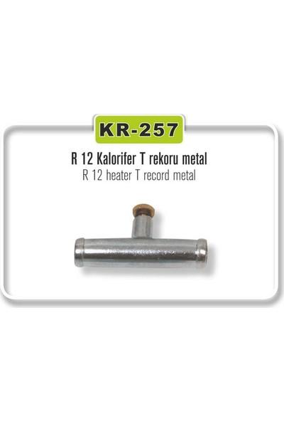 Kaya Kalorifer Rekoru R12 Metal