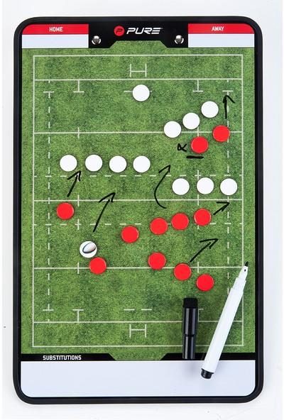Pure P2I100670 Profesyonel Rugby Taktik Tahtası