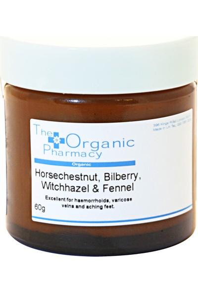 The Organic Pharmacy Horsechestnut, Bilberry, Witch Hazel & Fennel Cream 60 gr