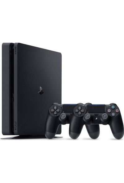 Sony Ps4 Slim 1 Tb + 2. Kol Eurasia