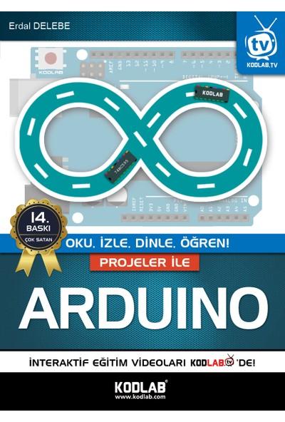 Projeler ile Arduino - Erdal Delebe