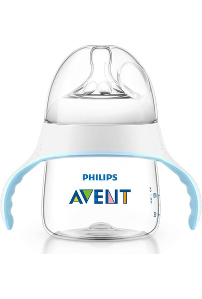 Philips Avent SCF251/00 Natural 4 Ay+ Eğitici Biberon 125 ml 3 Delik