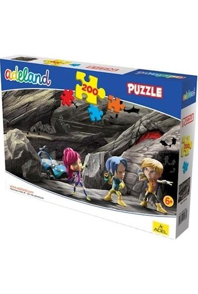Adeland 2D Puzzle 200 Parça
