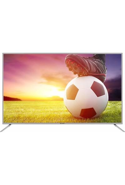"""Axen AX65LEDE88 65"""" 165 Ekran Uydu Alıcılı 4K Ultra HD Smart LED TV"""
