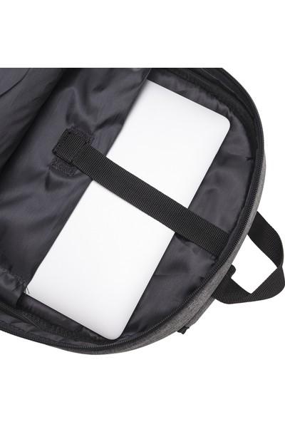 """PLM Oslo 15.6"""" Notebook Sırt Çantası - Gri"""