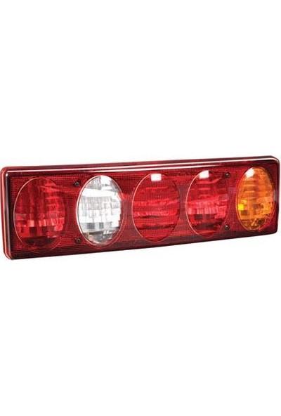 Asfar Stop Lambası 5''li Neko Mercekli 202 DAF Yeni Model
