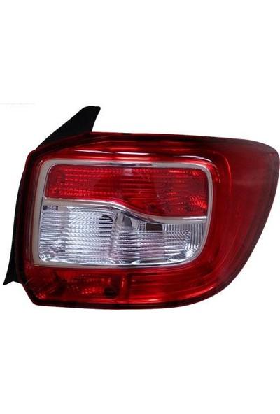 Pleksan Stop Lambası Sağ Renault Clio Symbol IV 13- Dacia Sandero 13- D